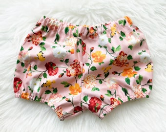 Bloomers / / Short spring was / / baby girl