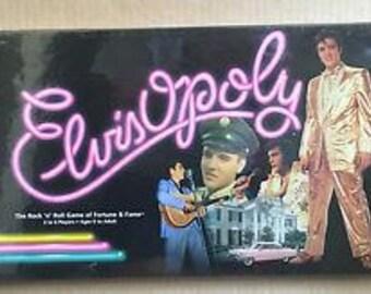 Elvisopoly MIB unopened
