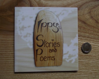 Ippy's Stories and Poems CD