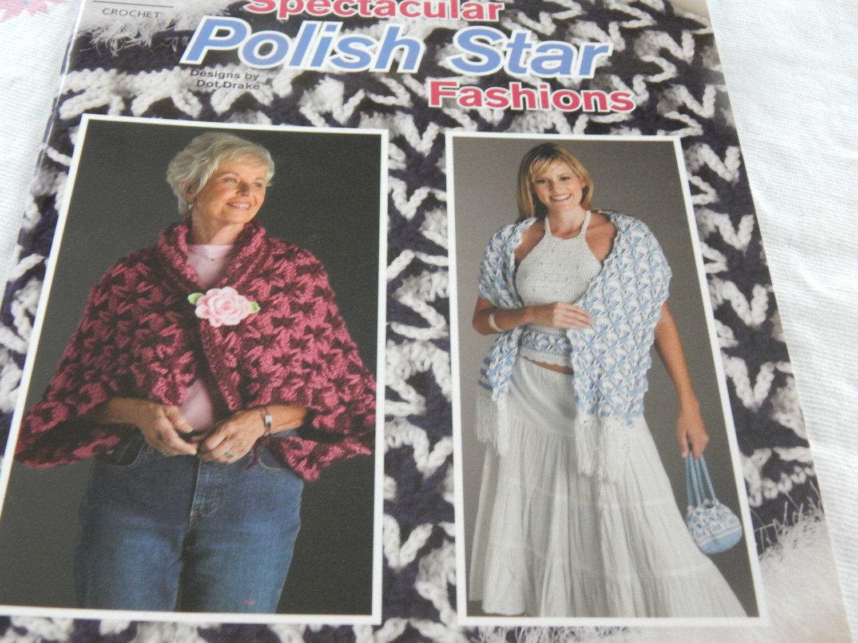 Annie's Attic Spectacular Polish Star Fashions #875559