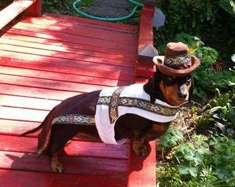 German costume for Hollywood Movie Wiener Dog Internationals