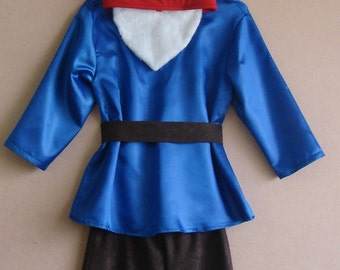 Dwarf costume for toddlers, kids and adults