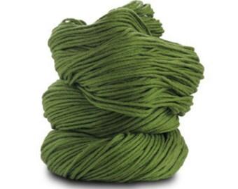 Organic Cotton Yarn 150 Yards, Basil