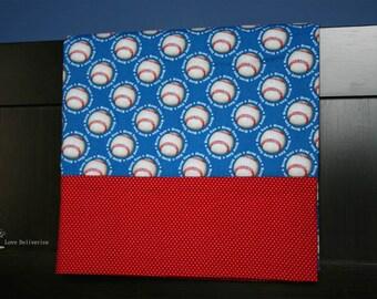 Taie d'oreiller de baseball Kids