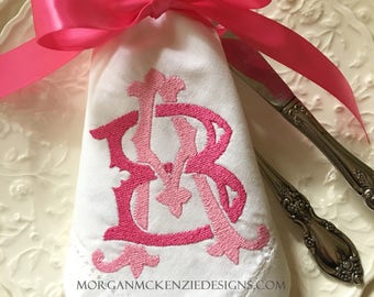 two letter monograms