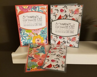 Mother's Day Card with Bookmark