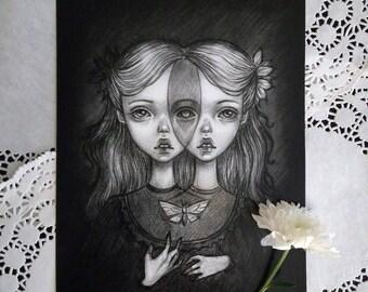 Morella. Fine Art Print.
