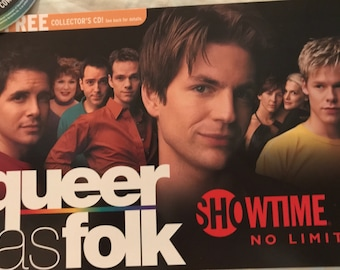 Queer as Folk promotional products