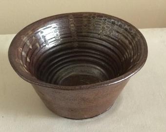 Ceramic Brown Bowl