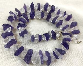 1 strand scapolite with herkimar quartz@ssv