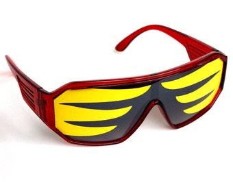 Rasslor Wave Sunglasses