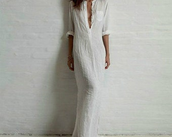 casual long maxi dress, beach dress, available in plus sizes