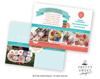 Post card design, flyer design, promotional post card, branding essentials, promote your business, custom design, custom flyer