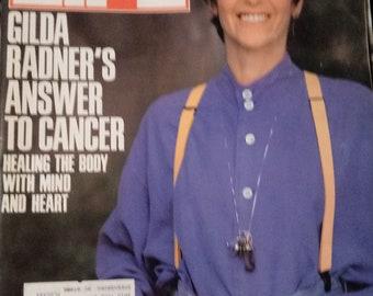 LIFE Magazine March 1988, Vintage 1988 magazine, vintage magazines, great condition vintage magazine, eighties magazine, Gilda Radner,Fergie