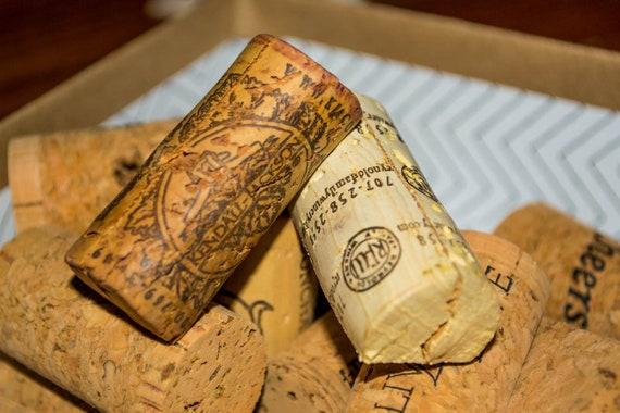 Wine Cork Grab Bag Place Card Holders - Pack of 20