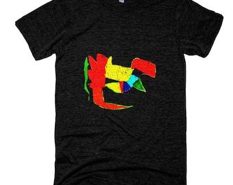 Dino Adult Unisex T-shirt, Dinosaur Tshirt