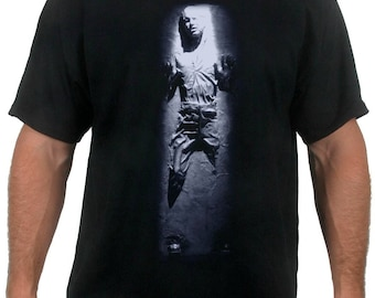 Han Solo Carbonite Men's T-Shirt
