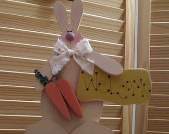 Bunny Wabbit Welcome