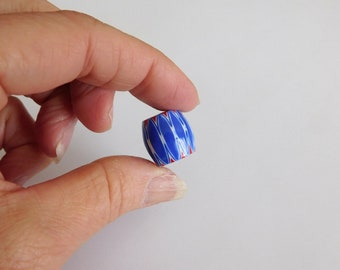 Polymer Clay Bead with 5 mm bead hole