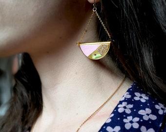 Aurora earrings - Unique model