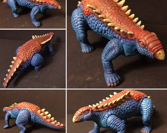 Custom Painted Definitely Dinosaurs