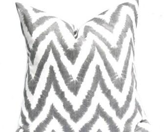 15% Off Sale PILLOW COVERS, Gray Pillows, Gray Pillow covers, Chevron Pillow, Chevron Pillow Cover, ZigZag Pillow, Toss Pillow, Throw Pillow