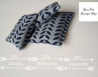 Lavender Stress Relief Aromatherapy Reusable Hand/Foot Warmers