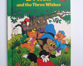 Li'l Wolf and the Three Wishes 1984