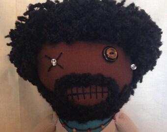 Shumpert - Inspired by TWD - Creepy n Cute Zombie Doll (P)