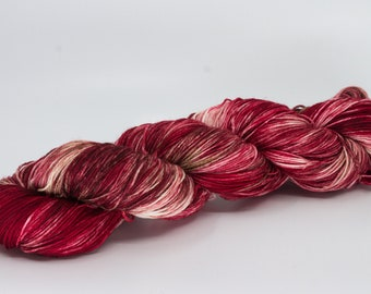 Hearth OOAK fingering/sock yarn
