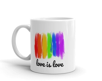 Love Is Love - Ceramic Mug