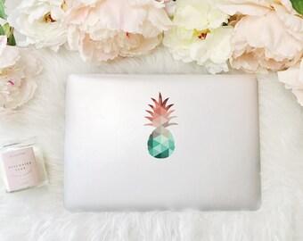Pineapple Macbook Decal Stickers Macbook Pro Macbook Pro Decal Macbook Sticker Laptop Sticker Laptop Decals Macbook Stickers