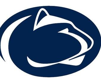 Penn State Vinyl Decal