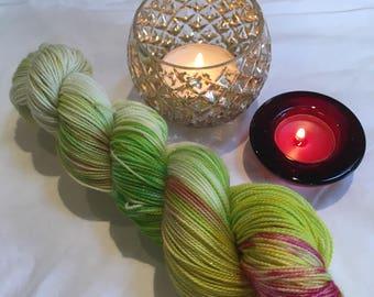 PRE ORDER! Shuntlies Sparkle Sock Yarn