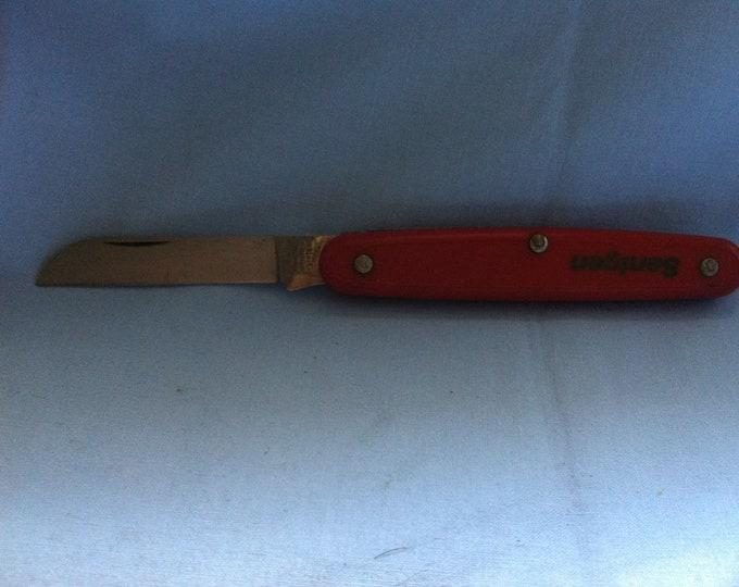 Vintage pocket knife - accessoires decoration switzerland