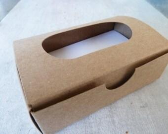 boxes x 2 Kraft card