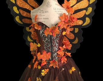 Fall Fairy Costume