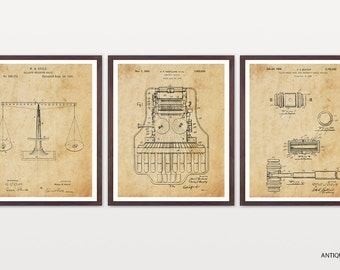 Law Patent Poster - Law Art - Court Room - Attorney Art - Lawyer Art - Law Patent Art - Law Decor - Lawyer Poster - Law Office - Gavel