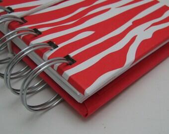 Reward Card Holder - Loyalty Card Holder - Discount Card Holder - Gift Card Holder - Card Wallet - ID Holder - Envelopes - Red Zebra