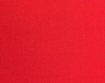 Kona Cotton Solids Tomato