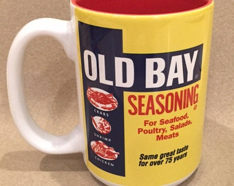 Old Bay 15oz Coffee Mug