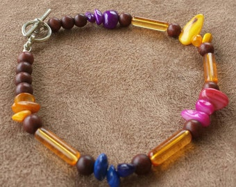 Rainbow Colored Bracelet