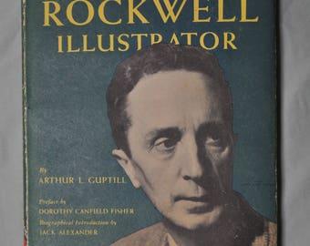 Norman Rockwell Illustrator by Arthur L Guptill