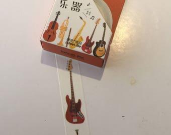 Musical Instruments Washi
