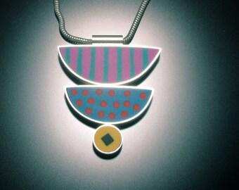 Pendant necklace #102