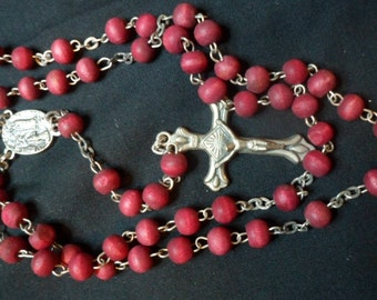 Rescued & Restored Catholic Rosary
