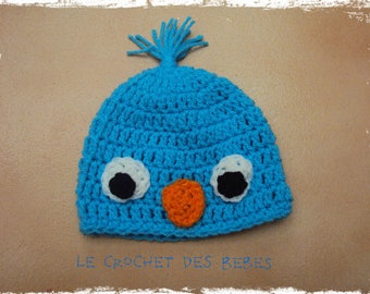 """""""made to order"""" baby chick Hat"""