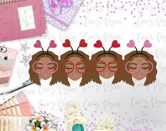 Headband love Die Cuts