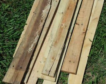Pallet Wood, Pallet Wood Bundle, Wood, Rustic, DIY, DIY Pallet Wood, Pinterest Project Materials, Pinterest Project, DIY Home Decor