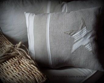 Industrial hemp cushion